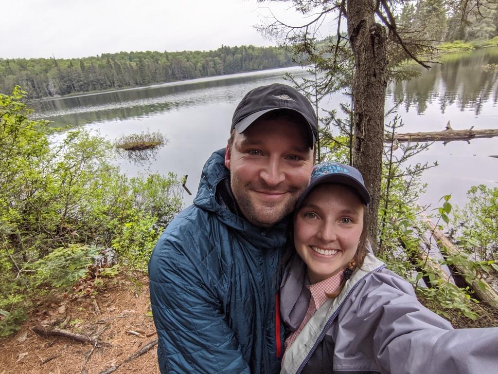 Western Uplands Backpacking Trail - Algonquin Park - Steer ...